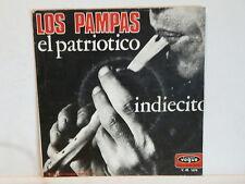 LOS PAMPAS El patriotico 45V 1674