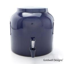 Goldwell Designs Porcelain Water Dispenser Crock - Solid Colors