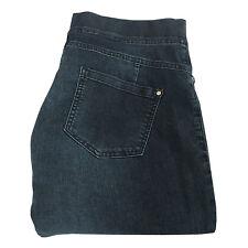 ELENA MIRÒ jeans donna mod JEGGING con elastico ricoperto in vita lavaggio 34