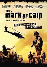 Mark Of Cain (DVD, 2008) NEW STILL SEALED