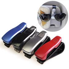 Clip  Pen Holder  Eye Glasses Card Sunglasses Sun Visor Car Vehicle Accessory