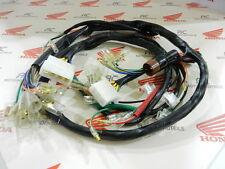 Arnés Main Wire Harness redonda conector Erikki honda CB 750 cuatro k2 1972