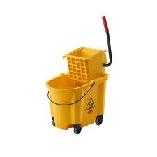 Heavy duty côté presse Kentucky mop Seau 33 litres. la meilleure qualité sur le marché