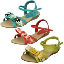 ragazze SPOT ON estate sandali fiocco