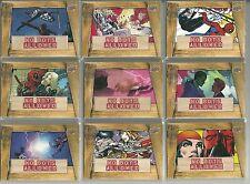 2016 Upper Deck Marvel Gems No Boys Allowed Insert Card