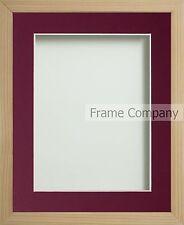 Frame Company Webber ALCANCE haya madera Imagen Marco Fotos Con Soporte