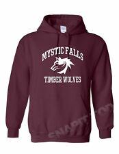 The Vampire Diaries inspired Hoodies - Mystic Falls Salvatore 17 - Free shipping