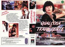 Qualcosa di travolgente (1987) VHS