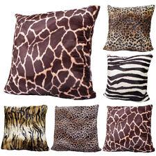 Stylish Pillowcase Animal Leopard Pattern Home Sofa Office Large Cushion Covers