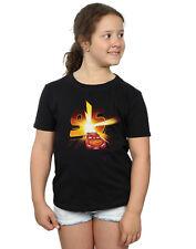 Disney Girls Cars Lightning McQueen Burst T-Shirt