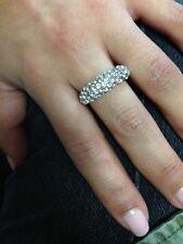 Dolce Jewels A11-09-  Swarovski Elements Crystal Acrylic Statement Ring