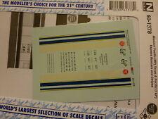 Microscale Decal #60-1378 Missouri Pacific (MP) Texas & Pacific(T&P) Express Box