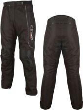 MBSmoto MP52Lander Motocycle Moto Imperméable Tourisme Textile Pantalon Noir