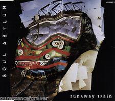 SOUL ASYLUM - Runaway Train (UK 4 Track CD Single)