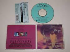 ENYA/LIBRO OF GIORNI-LONTANO AND AWAY (WEA) GIAPPONE CD ALBUM+OBI