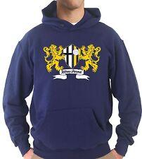 Felpa Cappuccio KJ1796 Stemma Ultras Parma Support Local Team