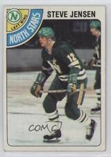 1978-79 Topps #45 Steve Jensen Minnesota North Stars Hockey Card