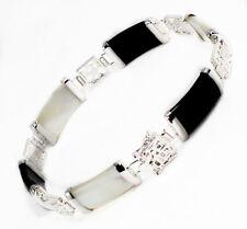 2018 Fashion Women 18k Gold Plated Bracelet Jade Bangle Jewelry Ladies New Gifts