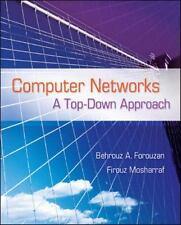Computer Networks: A Top Down Approach, Mosharraf Professor, Firouz, Forouzan, B