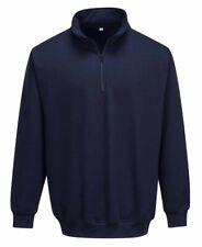 Portwest Work-Casual - Sorrento Zip Neck Sweatshirt
