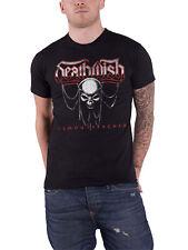 Deathwish T Shirt Demon Preacher Band Logo new Official Mens Black