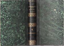 DROIT CIVIL FRANCAIS V. MARCADE 1844 TOME IV RELIE DEMI-CUIR SUCCESSION DONATION