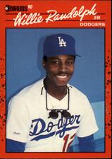 1990 Donruss Baseball Card Pick 250-498