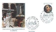 Italia 1985 Jan Pawel II papież John Paul Pope Papa Papst Giovani Paolo (85/11)