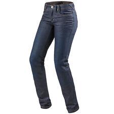 REV'IT! Madison Ladies 2 RF Jeans de moto pour les femmes - Bleu