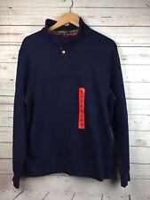 Orvis Men's Signature 1/4 zip Pullover Sweater