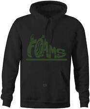 """""""Foams"""" Hoodie to Match """"Legion Green"""" Foams"""