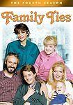 NEW - Family Ties: Season 4