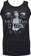 Bauhaus Bela Lugosi para Hombre Chaleco Negro Gótico Rock's Dead récord Vinilo Vampiro S-3XL