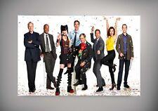 NCIS TV Show Poster | SIZES A4 to A0 |  E245