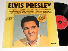ELVIS PRESLEY Impact Le Disque d'Or M- In shrink Import France 6886 807 Album LP