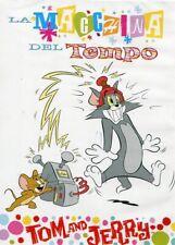 Tom & Jerry - La Macchina Del Tempo DVD WARNER HOME VIDEO