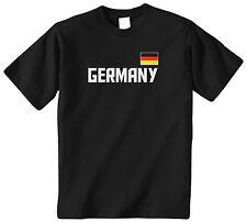 Threadrock Kids Germany National Team Youth T-shirt German Pride Soccer
