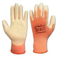 Thermal Grip Winterhandschuhe Arbeitshandschuhe Gelb Orange Warm EN511 EN388