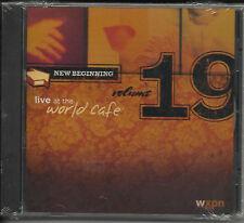 ACOUSTIC CD WXPN World Cafe CITIZEN COPE Van Hunt Sarah harmer BODEANS Old 97's