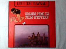 LP GRANDI TEMI DA FILM WESTERN ENNIO MORRICONE BRUNO NICOLAI QUINCY JONES