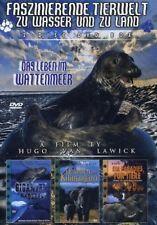 Faszinierende Tierwelt zu Wasser und zu Land ( 2 DVDs ) u.a Giganten der Ozeane