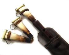 PRO DUDUK ARMENIAN 3 Reed Leather Case APRICOT Wood DUDEK High Quality NEW Mey