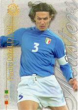 2004 Futera World Football Masters MS6 P. Maldini