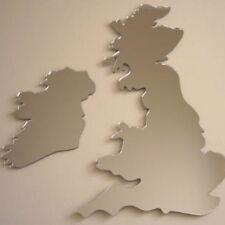 GB Mirrors - UK & Ireland Acrylic Mirror (Several Sizes Available)