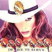 Alvarez, Paty De Que Te Sirve CD