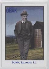 2010 TRISTAR Obak #24 Jack Dunn Baltimore Orioles Rookie Baseball Card