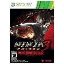 Ninja Gaiden 3: Razor's Edge (Microsoft Xbox 360, 2013) Brand New Sealed!!!