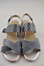 Caprice 9-28103-20 Damen Sandale Sky Multi Leder
