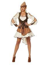Sherwood Lady, Damenkostüm Robin Hoodkostüm Karnevalkostüm Faschingskostüm
