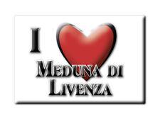 CALAMITA VENETO FRIDGE MAGNET MAGNETE SOUVENIR LOVE MEDUNA DI LIVENZA (TV)